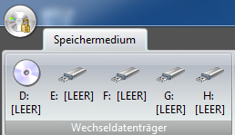 german interface for usb encryption software