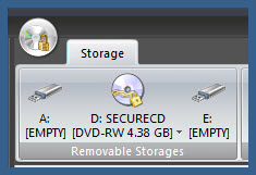 encrypted cd icon